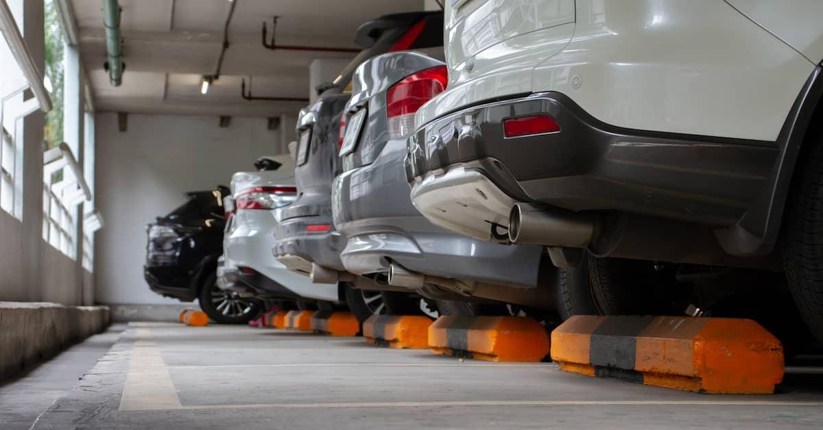 8 Steps After a Parking Lot Crash | Studinski Law, LLC